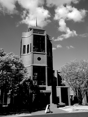 All Saints Cathedral Bell Tower Bathurst